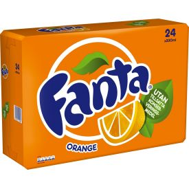 Fanta Orange 24x330ml